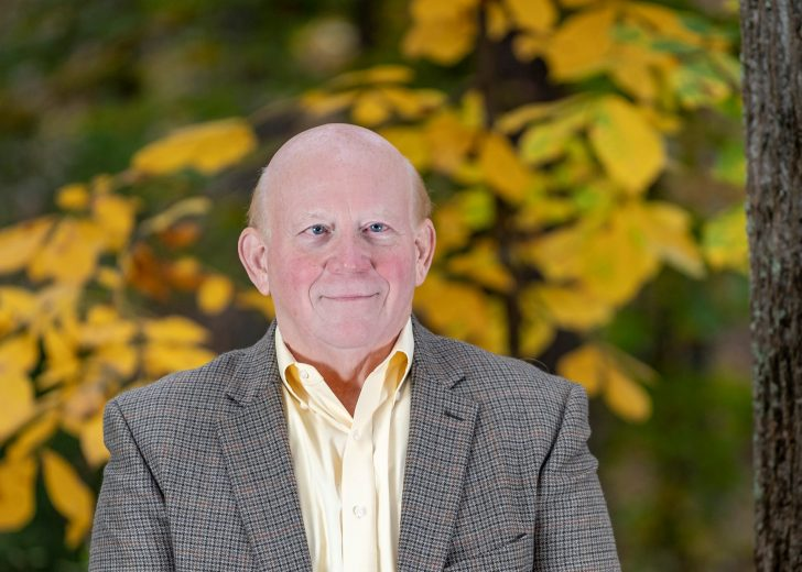 Charlie VanOver Named Distinguished Forester By The Association Of Consulting Foresters